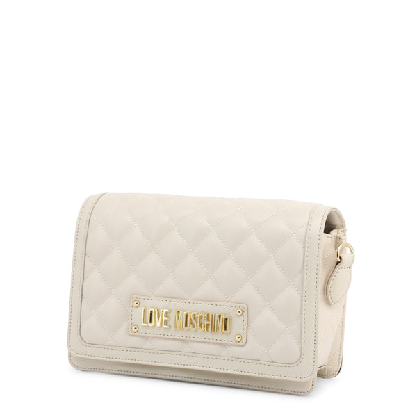 Love Moschino Crossbody Bag White/Beige JC4002PP18LA