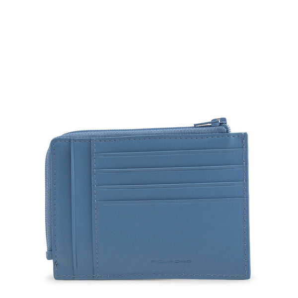 Piquadro Mens Wallet Dark Blue PU1243B2