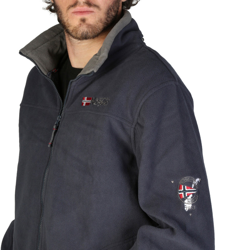 Geographical Norway Men's Jacket Grey Tamazonie_man