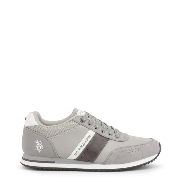 U.S. Polo Assn. Men's Grey Trainers XIRIO4121S0_YM1