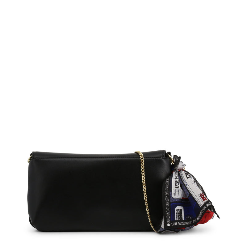 Love Moschino Clutch Bag Black JC4226PP08KD