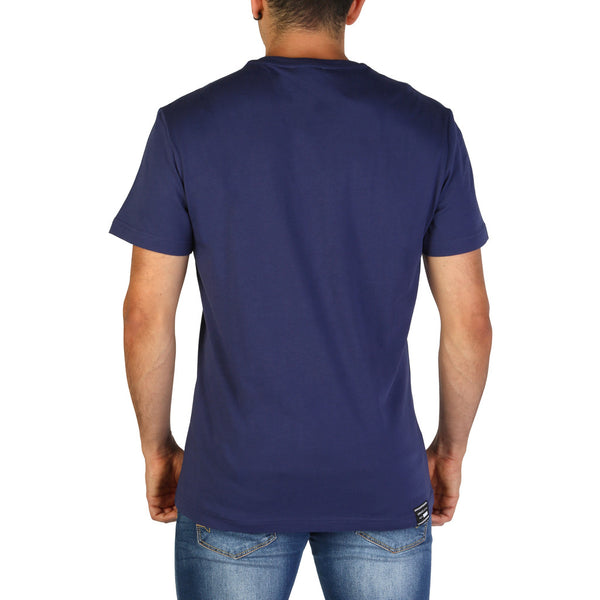 Versace Jeans Men's T-Shirt B3GTB76O-36620 Blue