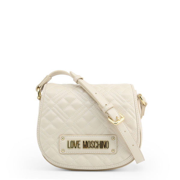 Love Moschino Crossbody Bag White JC4006PP1ALA