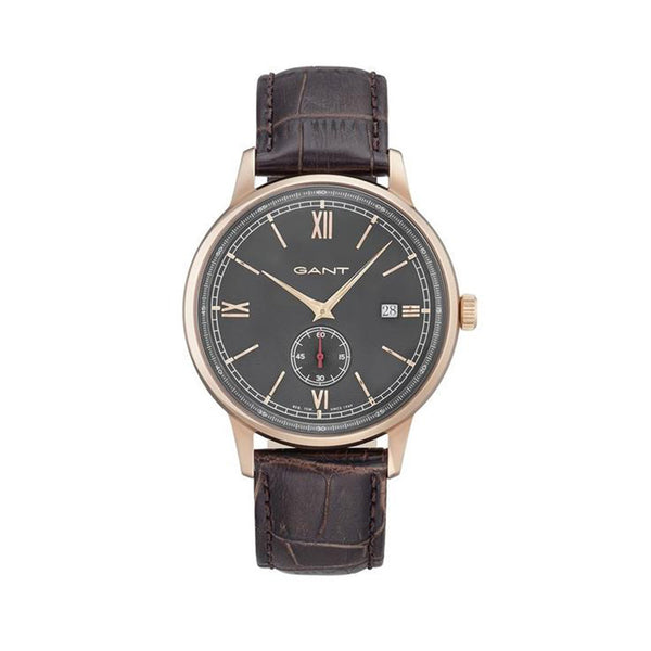 Gant Mens Brown Watch FREEPORT
