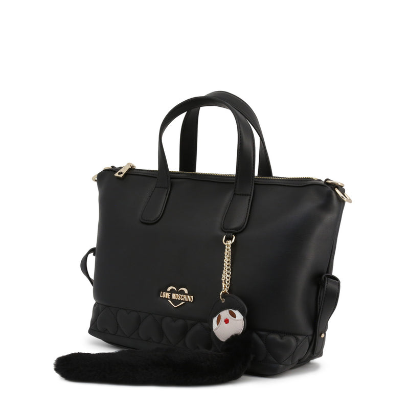 Love Moschino Handbag Black JC4085PP18LO