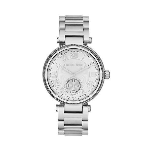 Michael Kors Ladies Silver Watch MK5866