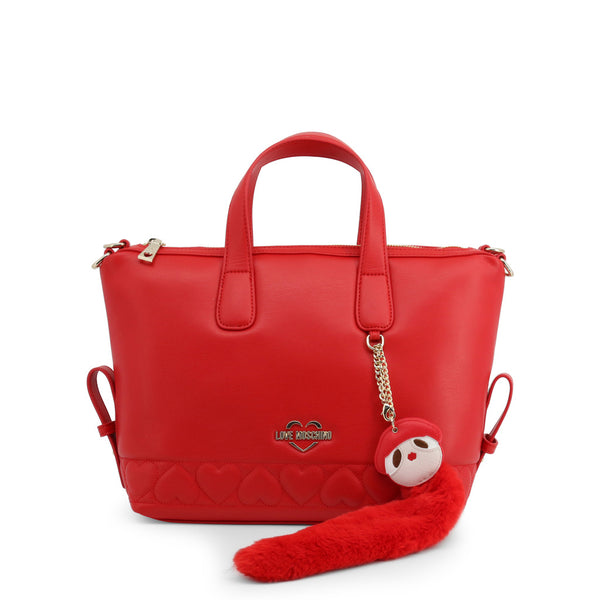 Love Moschino Handbag Red JC4085PP18LO