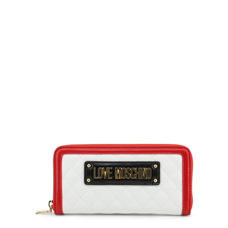 Love Moschino White Wallet JC5615PP17LB