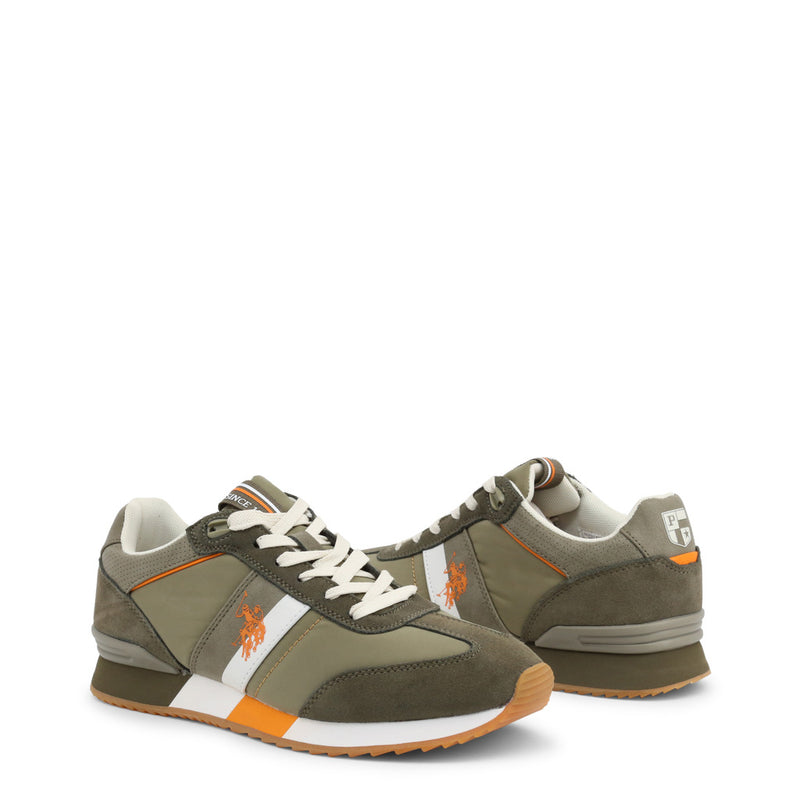 U.S. Polo Assn. Men's Trainers Khaki FERRY4122S0_SN1
