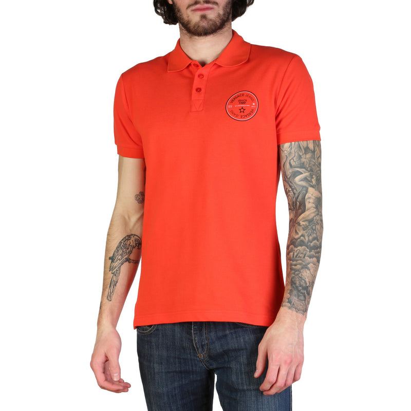 Versace Jeans Polo B3GTB7P3_36571 Red