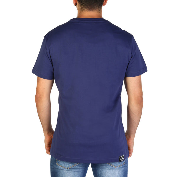Versace Jeans Men's T-Shirt B3GTB76E-36610 Blue