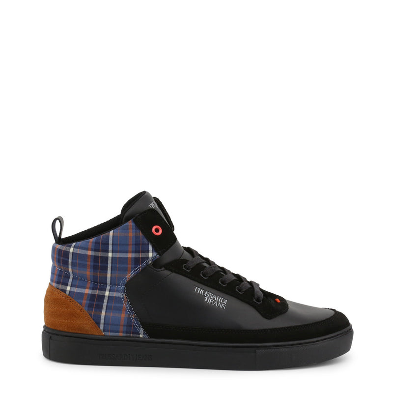 Trussardi Men's Trainers Black 77A00097