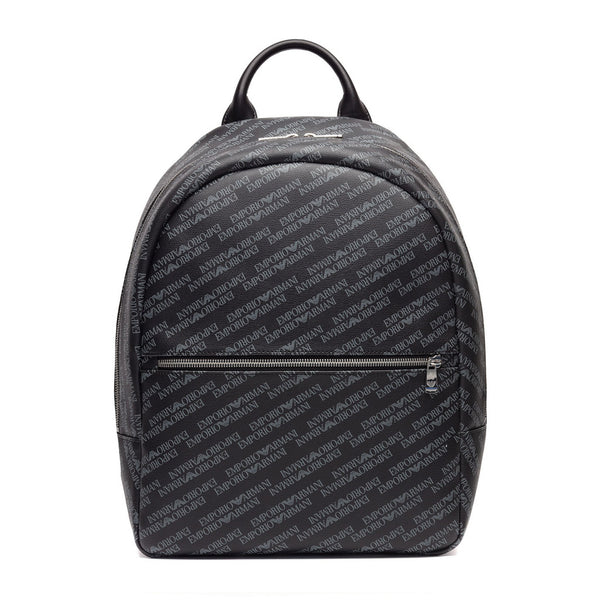 Emporio Armani Backpack Black Y4O165-YLO7E