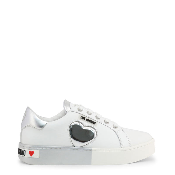 Love Moschino Women's Trainers White JA15023G1AIF