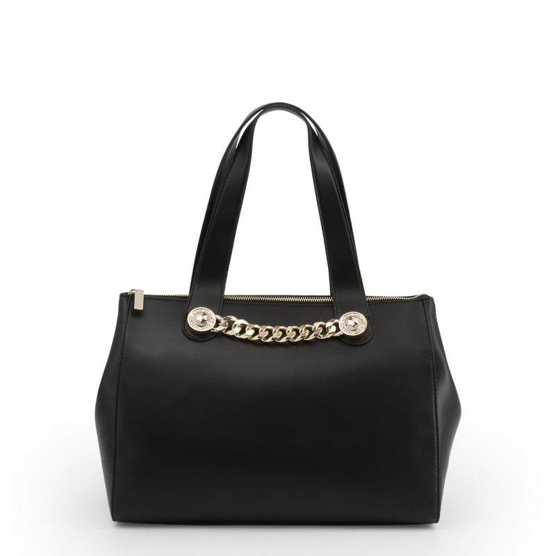 Versace Jeans Shoulder Bag Black E1VTBB11_71112