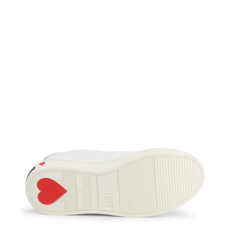 Love Moschino Women's Trainers White JA15113G18IF
