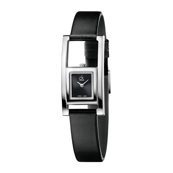 Calvin Klein Ladies Watch K4H431 Black