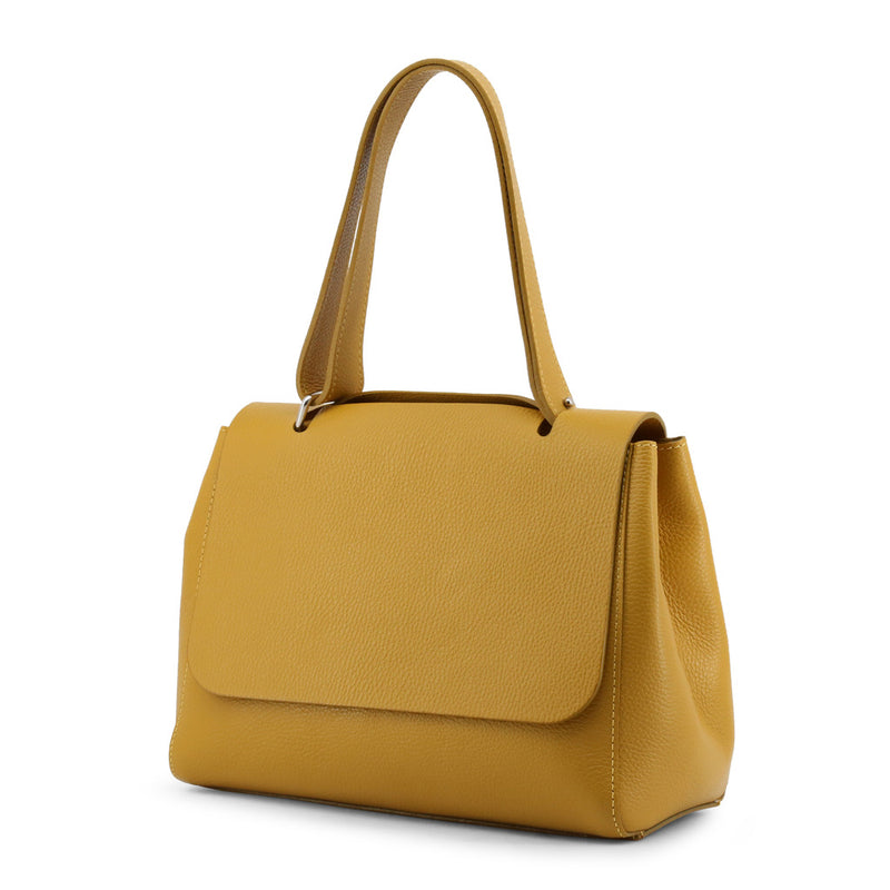 Made in Italia Shoulder Bag Yellow ISOTTA