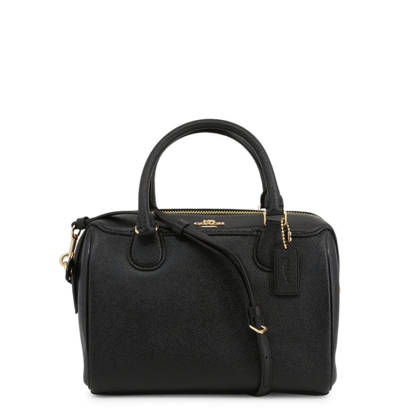 Coach Handbag Black F32202