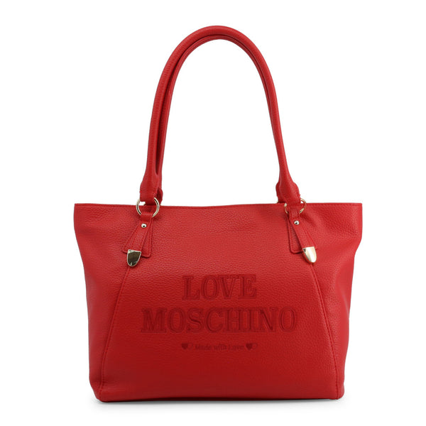 Love Moschino Tote Bag Red JC4285PP08KN