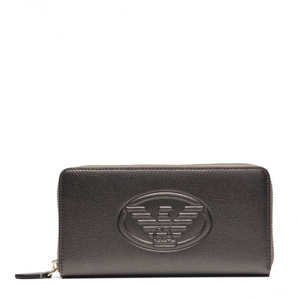 Emporio Armani Womens Brown Wallet Y3H114-YH18A
