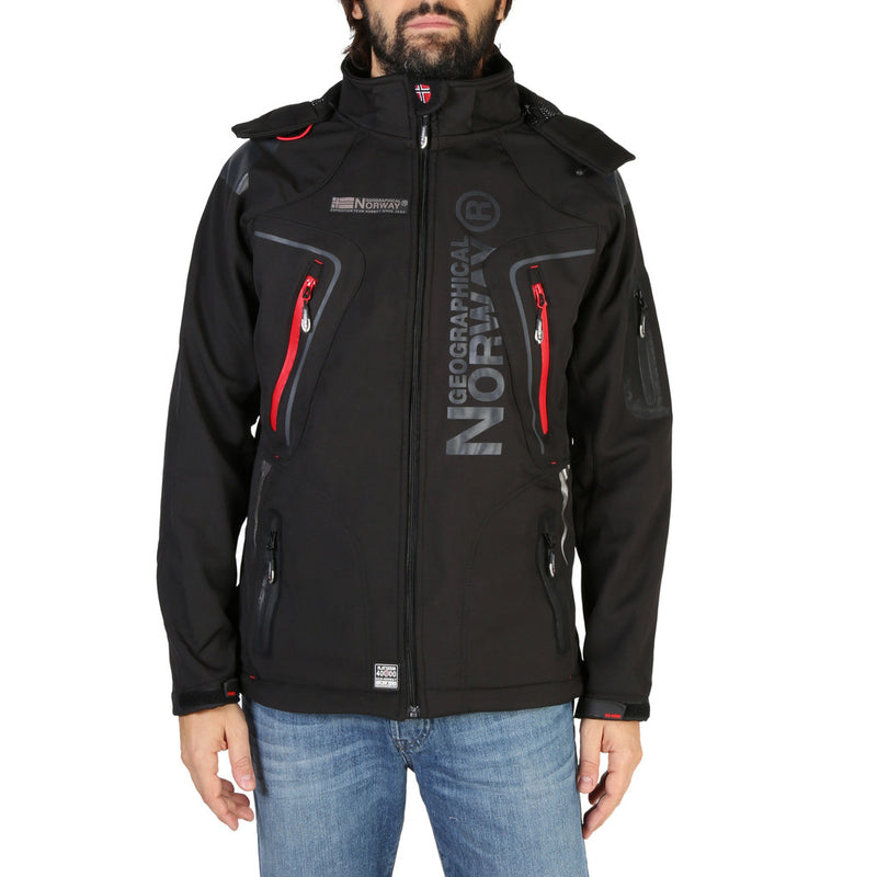 Geographical Norway Men's Jacket Black Turbo_man