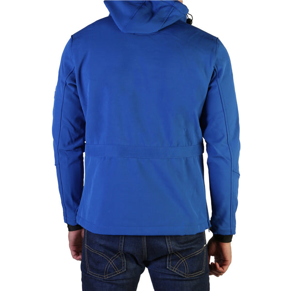 Geographical Norway Men's Jacket Blue Terreaux_man
