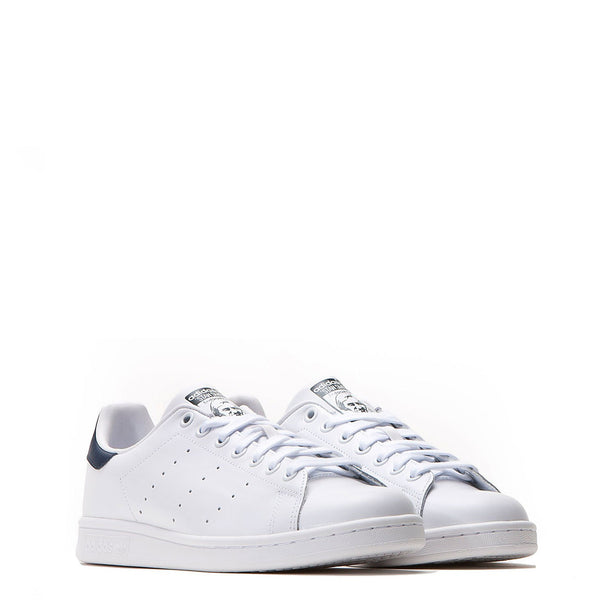 Adidas Stan Smith White and Black Women's Trainers M20325 Unisex
