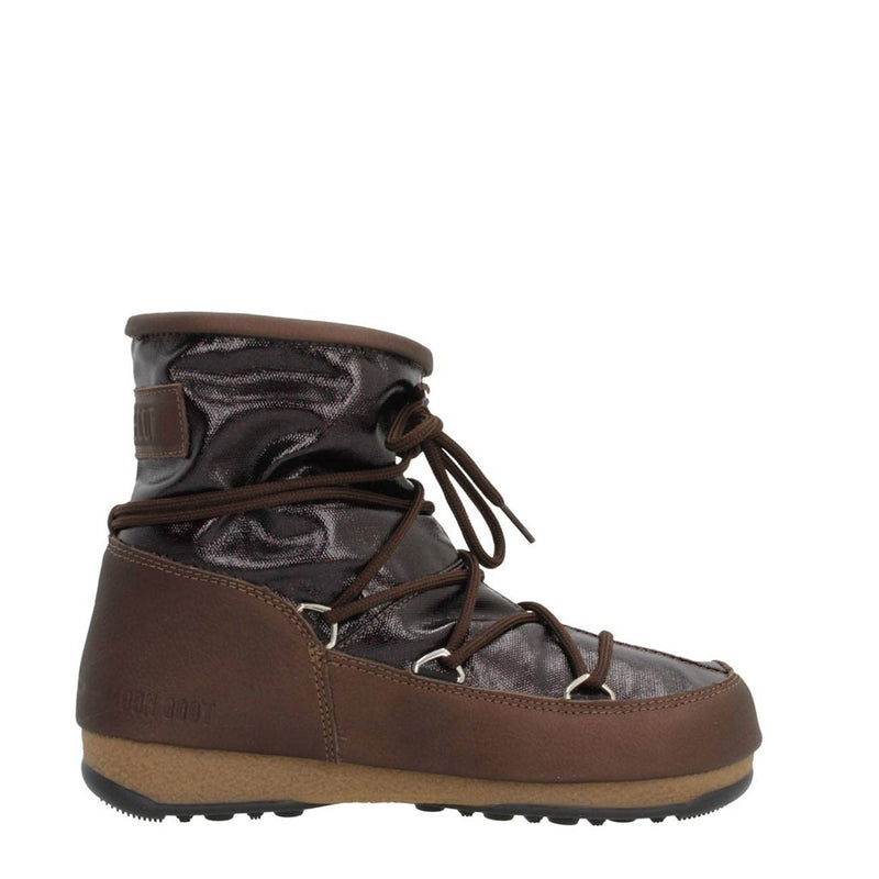 Moon Boot Brown Ankle Boots 24005500