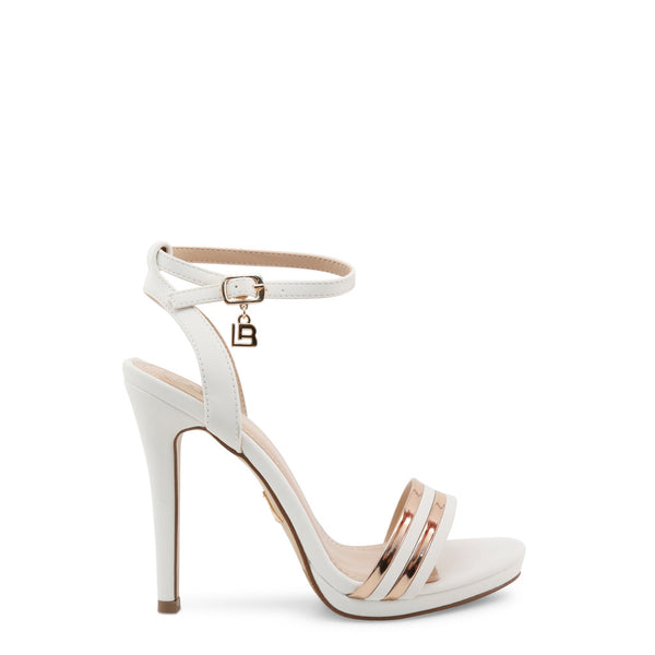 Laura Biagiotti Wedding Sandals White 5466