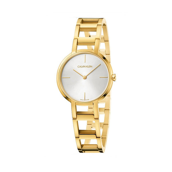 Calvin Klein Women's Watch K8N23 Gold