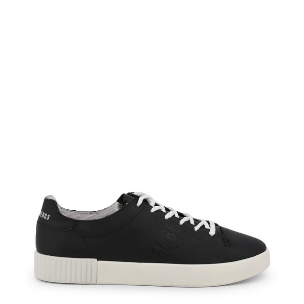 Bikkembergs Mens Black Trainers COSMOS 2100