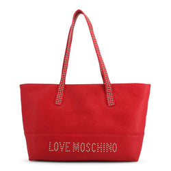 Love Moschino Tote Bag Red JC4063PP16LS