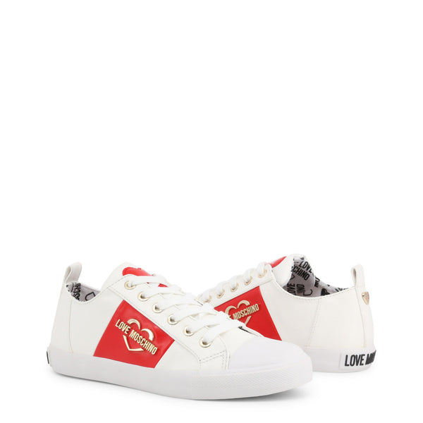 Love Moschino Women's Trainers White JA15033G18IB