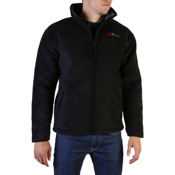 Geographical Norway Men's Jacket Black Usine_man