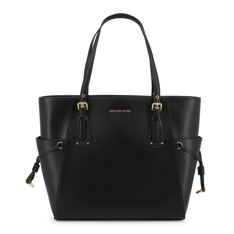 Michael Kors Black Large Tote Bag 30H7GV6T9L