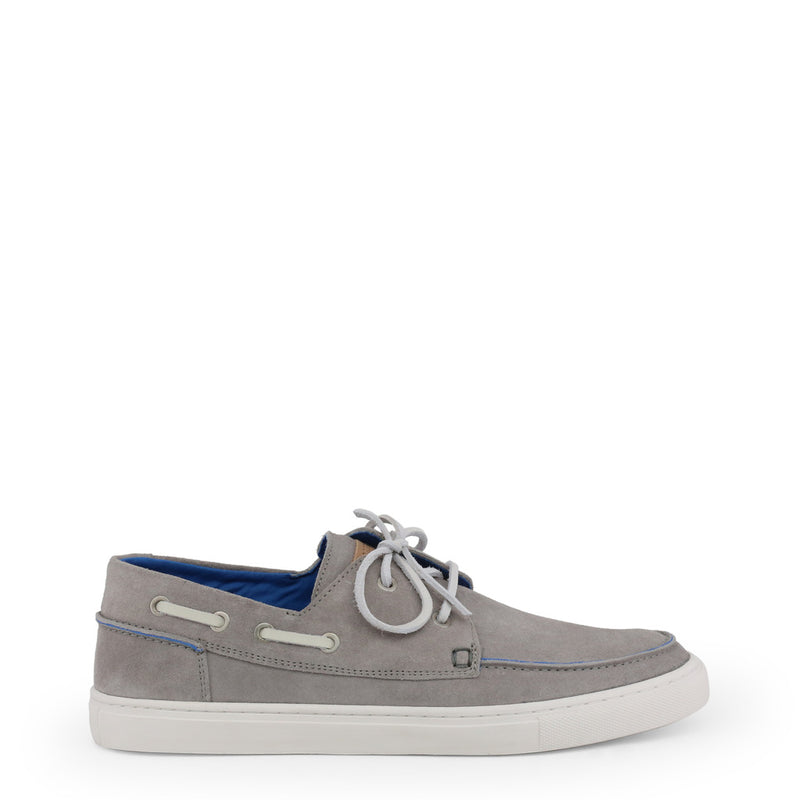 U.S. Polo Assn. Men's Slip On Shoes Grey GLAN7031S9_S1