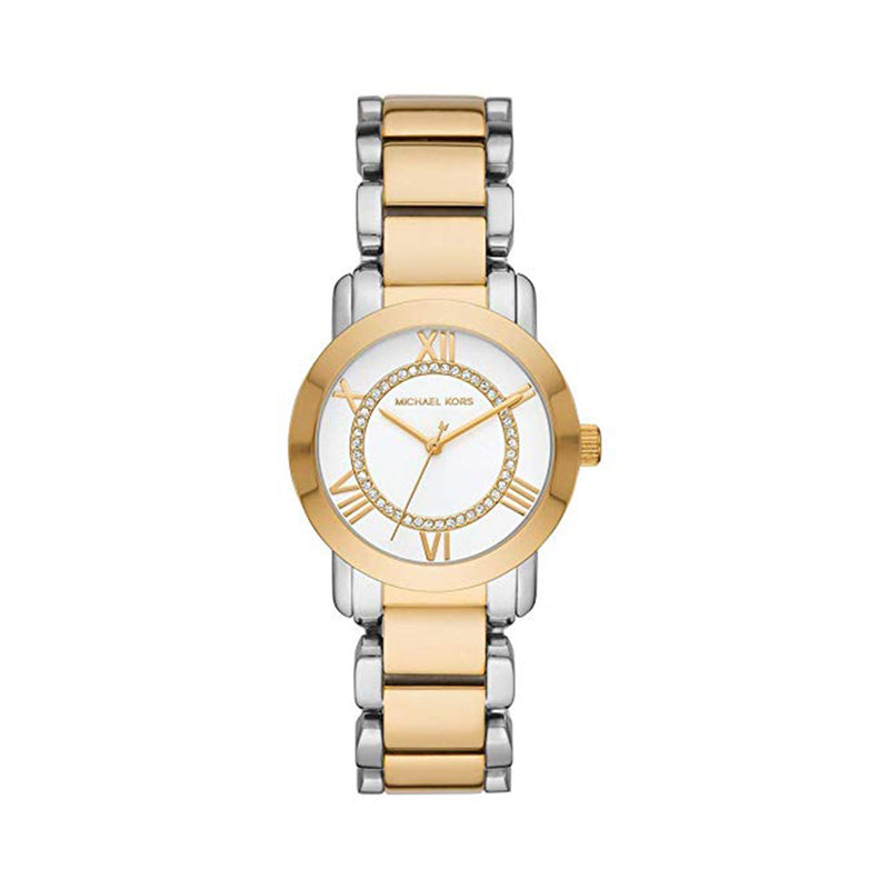 Michael Kors Ladies Gold Watch MK3531