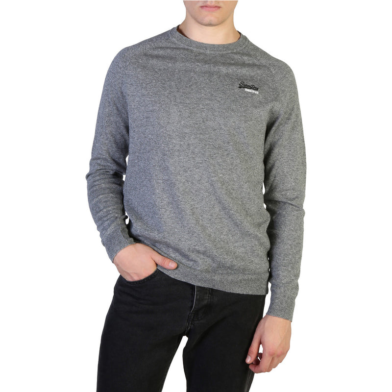 Superdry Men's Jumper Grey M61002NS