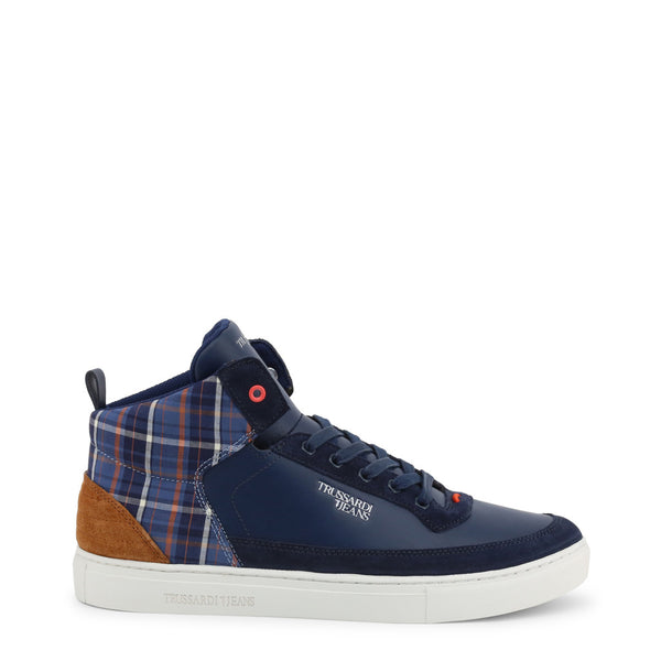 Trussardi Men's Trainers Blue 77A00097