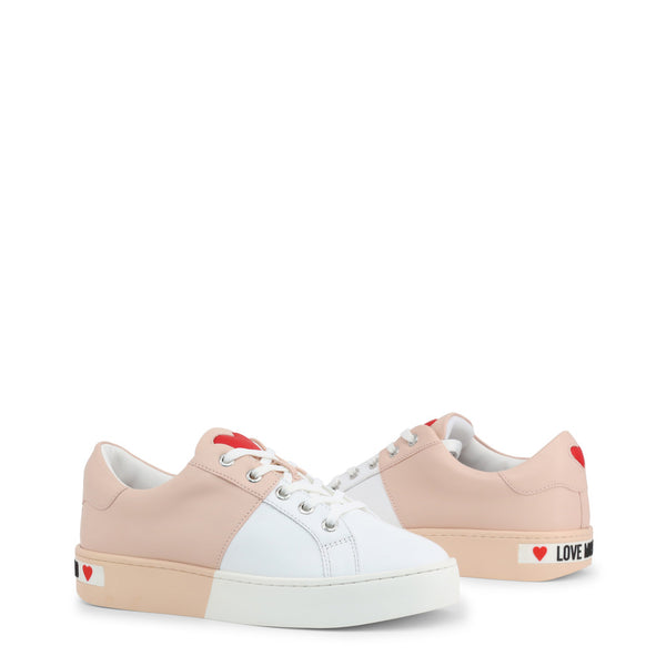 Love Moschino Women's Trainers White JA15013G1AIF