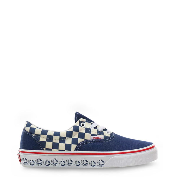Vans Trainers Unisex Navy Checkerboard ERA_VN0A4BV4