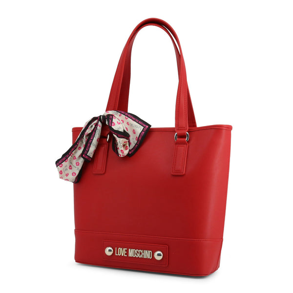 Love Moschino Shoulder Bag Red JC4025PP18LC