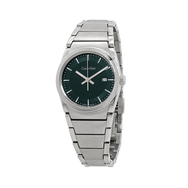 Calvin Klein Ladies Silver Watch K6K33