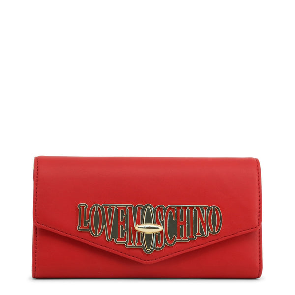 Love Moschino Clutch Bag Red JC5608PP18LF
