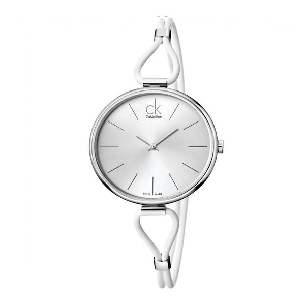 Calvin Klein Ladies Silver Watch K3V231