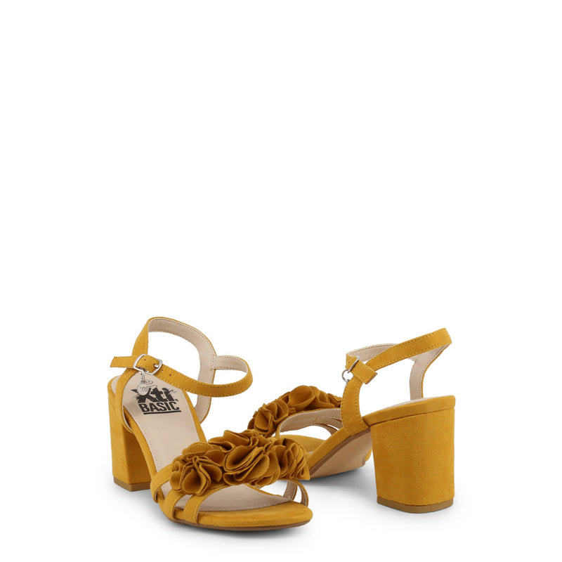 Xti Womens Sandals Yellow 30714
