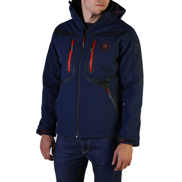 Geographical Norway Men's Jacket Navy Tinin_man