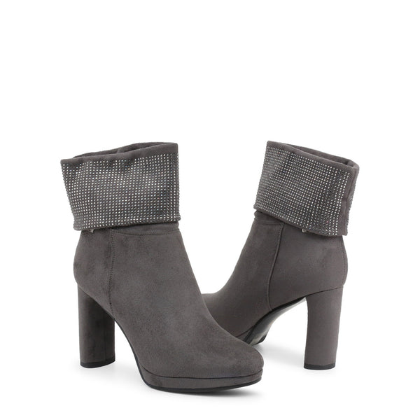 Laura Biagiotti Ankle Boots Grey 5843-19