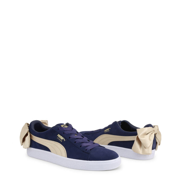 Puma Women's Trainers Blue 367732-SuedeBowVaristy